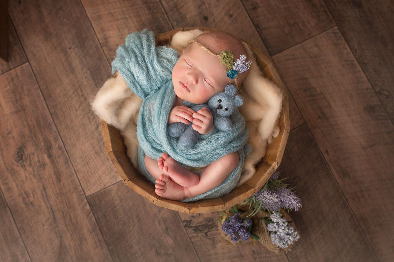 formation photo bébé nouveau-né